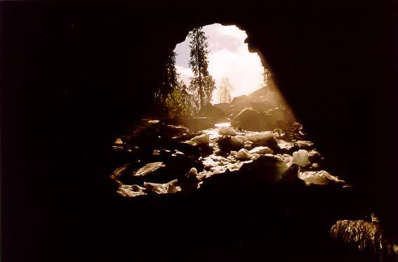 Noorwegenreis 8 weken op reis door noorwegen in het bollebusje knotje 39 s site - Ventilatie grot een vin ...
